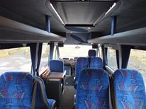 interior of 12 seater