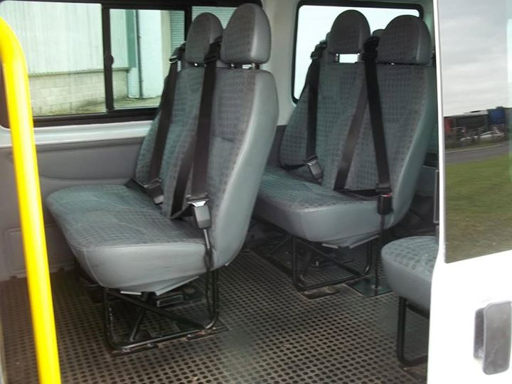 standard 16 seater
